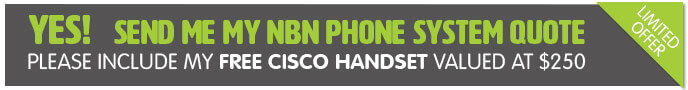 NBN Phone Systems. NBN ready out of the box. NBA compatible phone systems from Cisco, Grandstream and Yealink