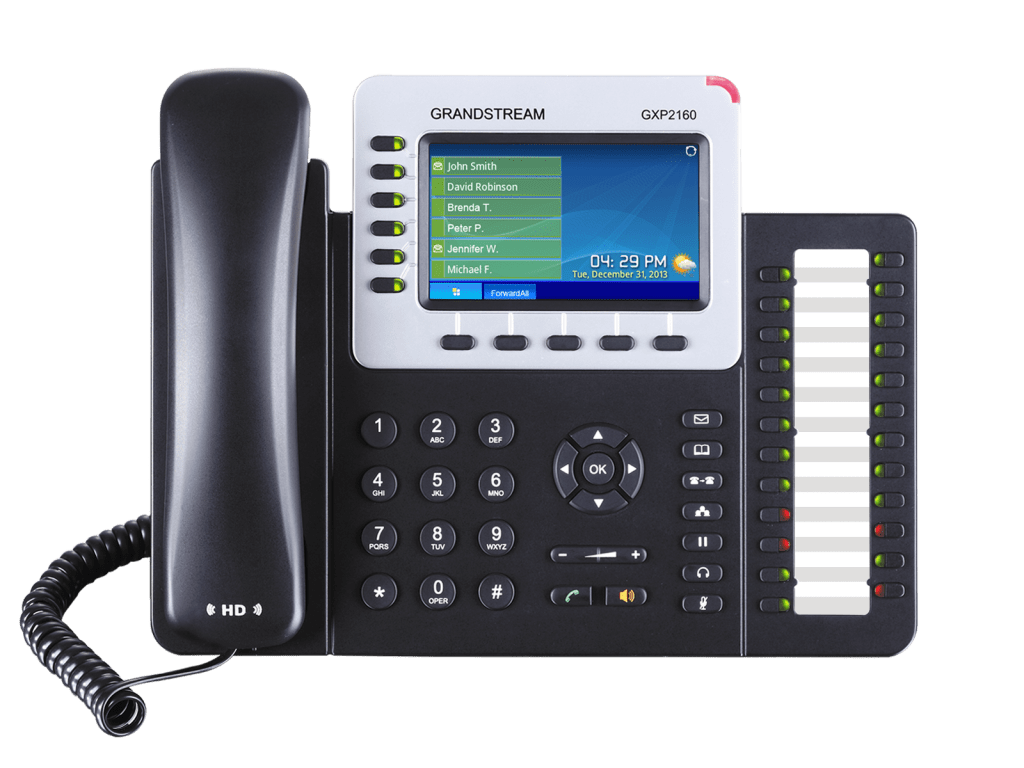 NBN ready Phone Systems. Grandstream PBX phone system handsets
