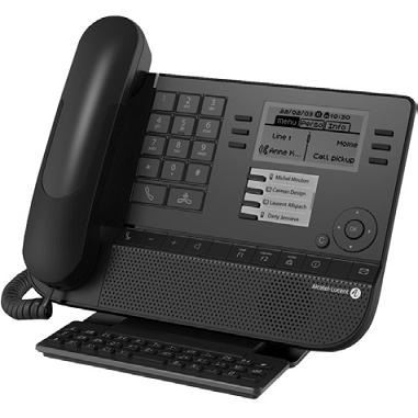 ISDN 2 PHONE LINES. Basic Rate BRI phone lines. Alcatel-Phone-System-8028-handset