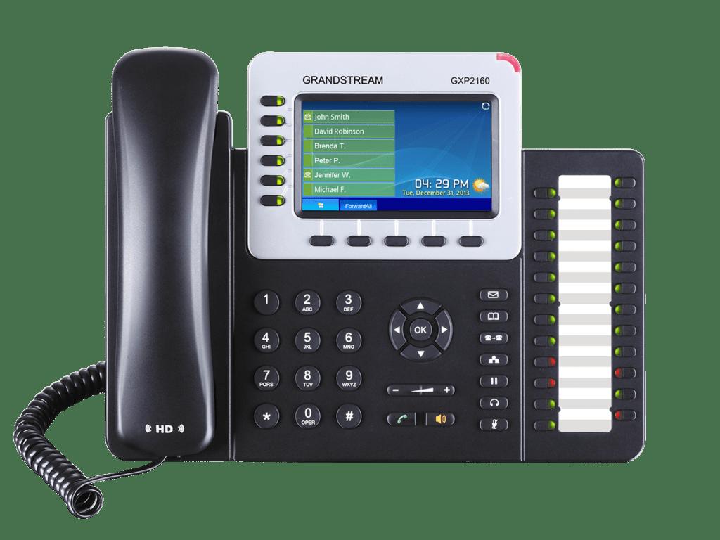 NBN ready Phone Systems. Grandstream PBX phone system handsets