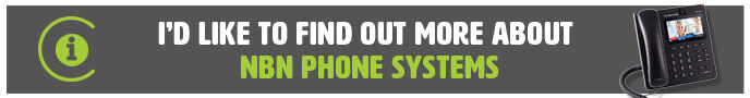Connecting nbn phone lines to a Phone System to the NBN